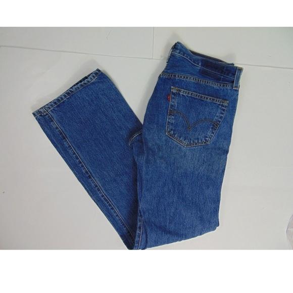 af89a961 Levi's Jeans   Levis 501 Xx Men 34 X 34 Straight Leg Blue   Poshmark